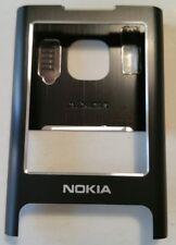 Cover guscio frame frontale nero NOKIA 6500 Classic ORIGINALE nuovo