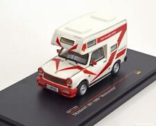1:43 Istmodels Trabant 601 Caravan 1980 white/red