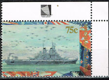 Marshall Islands WW2 in 1945 V J Day Capitulation of Japan Navy and Airforce MNH