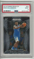 2019 Panini Prizm Draft Picks Rookie #64 Zion Williamson RC PSA 9 MINT