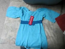 American Girl CL Bitty Baby Cozy Play Dress Medium 4-5 for Girls Holiday