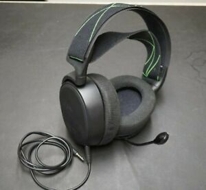 SteelSeries Arctis 7X Wireless Gaming Headset - Black / Green - A297