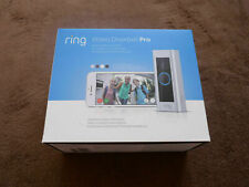 *RING Video Doorbell Pro with Chime*