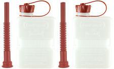 FUELFRIEND-PLUS CLEAR 1 Liter Benzinkanister Reservekanister Motorrad Roller