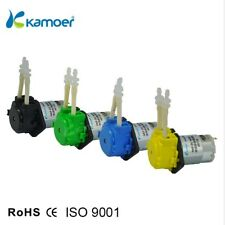 1Pc Kamoer NKP-DE-B08 Peristaltic Pump 6V DC BPT Tube Ultra-silent Water Pump