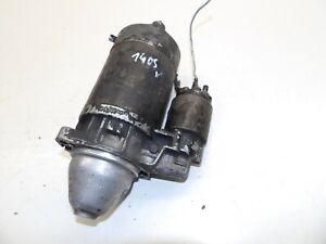 Anlasser Starter Bosch 0001314027 für Mercedes W123 etc.
