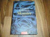 Jonathan Kellerman -- MONSTER / ein ALEX DELAWARE-KRIMI
