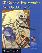 USED (VG) 3D Graphics Programming with QuickDraw 3D by Apple Computer Inc.