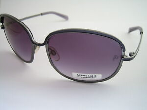 FABRIS LANE SUNGLASSES LISA GUNMETAL GREY FLA101762 GENUINE BNWT