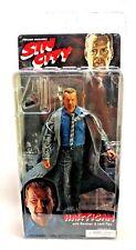 "NECA Frank Miller Sin City Series 1 Hartigan Colored 6"" Action Figure MIP"
