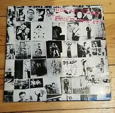 The Rolling Stones - Exile on Main Street - USA 2XLP - Rolling Stones Records