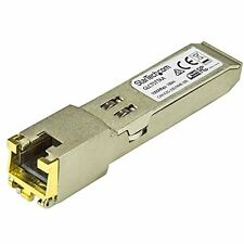 StarTech.com Cisco GLC-T Compatible SFP - TAA Compliant Gigabit Copper RJ45 -