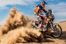 """077 Car Race - The Paris Dakar Rally USA Modified Cars 36""""x24"""" Poster"""