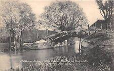 BR62265 waltham abbey the oldest bridge in england   uk