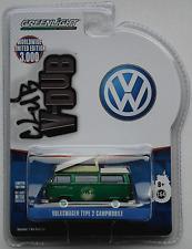 GreenLight Green Machine-VW t2 t2b Camper nuevo/en el embalaje original Limited Edition
