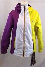 NWT Orage Maye Women's Jacket Coat Ski Winter, Size XS, Multicolor down