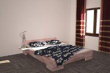 Bettgestelle ohne Matratze in aktuellem Design aus Buche fürs Jugendzimmer