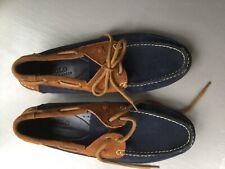 POLO Ralph Lauren suede boat shoes size UK9 EU43 vgc