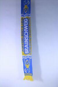 Eintracht Braunschweig Aufstieg 2005 2. Liga Fanschal Löwen Fanartikel