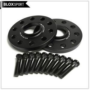10mm 5x114.3 Wheel Spacers 2Pc Hub 66.1 fit Nissan 350Z 370Z 300ZX 240SX Silvia