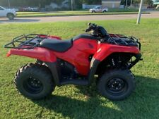 2020 Honda® FourTrax Rancher 4x4 Automatic Dct Irs Eps