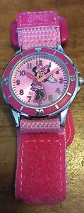 Genuine Disney Minnie Mouse Watch.New