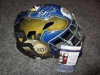 PEKKA RINNE Nashville Predators SIGNED Autographed Goalie Mask W/ JSA COA