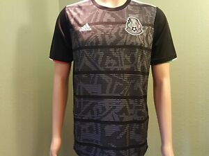 Mexico 2019 Gold Cup Black Jersey