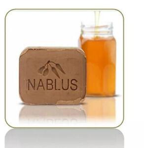 Natural Organic Handmade Holy Land Soap Olive Oil, Honey For Skin Care & Beauty