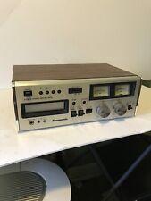 VINTAGE PANASONIC RS-808 EIGHT 8 TRACK PLAYER RECORDER