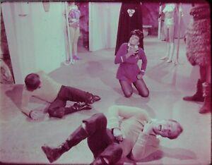 Star Trek TOS 35mm Film Clip Gamesters of Triskelion Kirk Uhura Punished 2.16.96