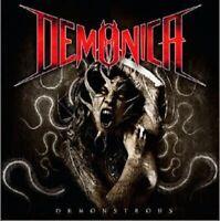 """DEMONICA """"DEMONSTROUS"""" CD 10 TRACKS NEW"""