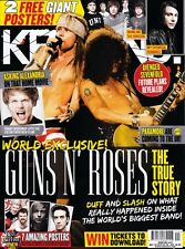 KERRANG! 1415 Guns N' Roses Bring Me The Horizon Frank Iero Slash Beastie Boys