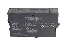 Siemens 6es7132-4hb01-0ab0 e1 5 unid New