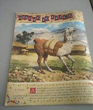 TUTTE LE FIABE anno I numero 43 del 1964 lire 150