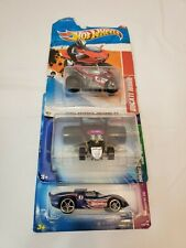 Hot Wheels - Ducati 1098R, Fatbax Duplified & Chaparral 2D (Lot of 3)