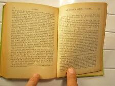 LECLERC DE JEAN D'ESME BIBLIOTHEQUE VERTE AVEC JAQUETTE RELIÉ 1951