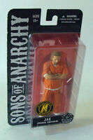 Sons of Anarchy - Jax Teller Orange Prison Uniform 15 cm Figur Mezco 15+ Neu/New