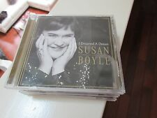 Susan Boyle , CDs : The Gift , I Dreamed a Dream , Lot of 2 CDs
