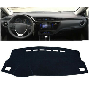 FIT For Toyota Corolla iM 2017 2018 DashMat Dashboard Cover Dash Cover Mat