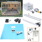Automatic Chicken Door Opener Timer Easy Operate (Complete Kit) Infrared Sensor