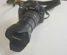 Nikok D90 Objetivo Tanrom Af 18-200