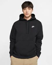 Nike Men's Pullover Hoodie Winter Active Sportswear Club Fleece Sweatshirt