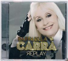 RAFFAELLA CARRA' REPLAY THE ALBUM   CD SIGILLATO!!!