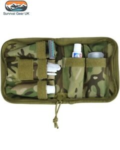 BTP Tactical Compact Wash Kit Military Cadet Camping Bushcraft Army