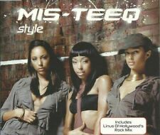 MIS-TEEQ - STYLE 2003 UK CD SINGLE