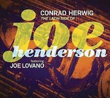 Conrad Herwig - The Latin Side of Joe Henderson [Digipak] Half Note Records CD
