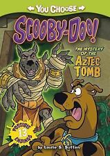 The Mystery of the Aztec Tomb (You Choose Stories: Scooby Doo)-ExLibrary