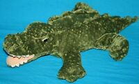 "Mary Meyer Flip Flops ALLIGATOR 17"" Plush Stuffed Crocodile Soft Toy Animal Croc"