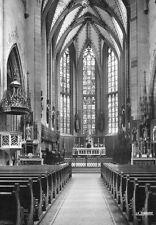Thann - Eglise St Thiébault - La Nef centrale
